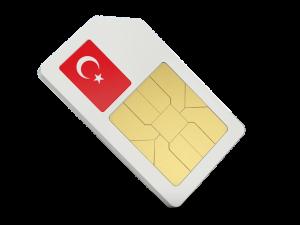 خط مجازی ترکیه